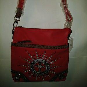 Handbags - Womens Cross Body Purse